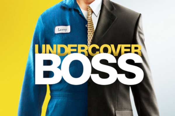 Better than Lord Sugar – Undercover Boss