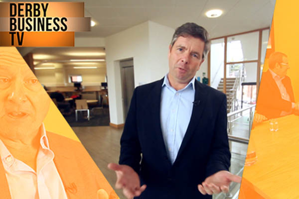 Local online video production with Derby Business TV