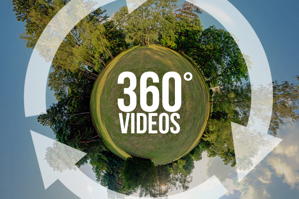 360 Degree Videos: What Can They Do for Your Brand?